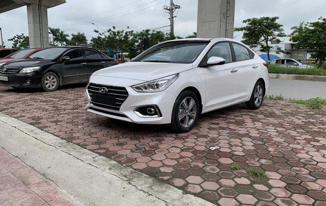 Hyundai Accent 2020 bản đặc biệt - Giá tốt tháng 11, trả góp lên đến 85%, chỉ cần trả trước 125 triệu lấy xe ngay1