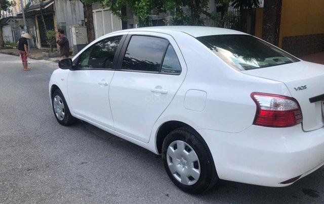 Bán xe Toyota Vios 1.5 sản xuất 2010, không một lỗi nhỏ, máy gầm cực chất2
