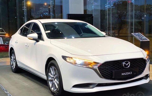 Mazda Bắc Ninh - Mazda 3 2020 - giảm 50% thuế trước bạ - giá tốt- xe đủ màu - liên hệ ngay để nhận ưu đãi tốt nhất0