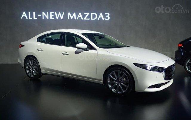 Mazda Bắc Ninh - Mazda 3 2020 - giảm 50% thuế trước bạ - giá tốt- xe đủ màu - liên hệ ngay để nhận ưu đãi tốt nhất1