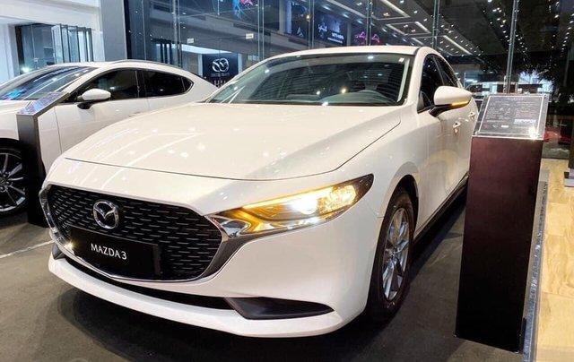 Mazda Bắc Ninh - Mazda 3 2020 - giảm 50% thuế trước bạ - giá tốt- xe đủ màu - liên hệ ngay để nhận ưu đãi tốt nhất2