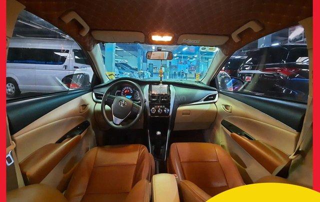 Cần bán Toyota Vios 2019 đi 29.800km, số sàn, xe đã kiểm tra 176 hạng mục, liên hệ để nhận ưu đãi tiền mặt4
