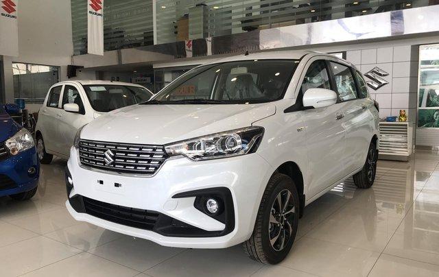 Suzuki Ertiga khuyến mãi lên tới 42 tr/xe đủ màu giao ngay0