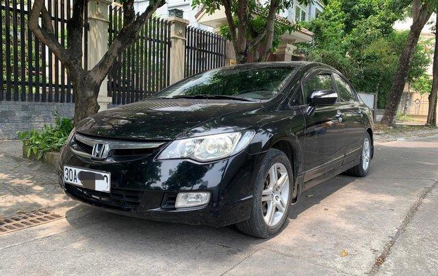 Chính chủ bán Honda Civic 2.0 AT 2008, full option, zin chất đẹp0
