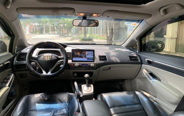 Chính chủ bán Honda Civic 2.0 AT 2008, full option, zin chất đẹp7