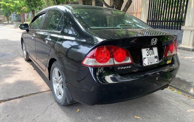 Chính chủ bán Honda Civic 2.0 AT 2008, full option, zin chất đẹp4