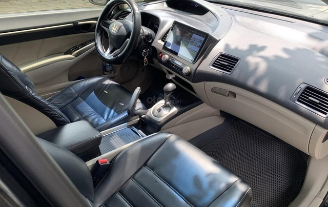 Chính chủ bán Honda Civic 2.0 AT 2008, full option, zin chất đẹp6