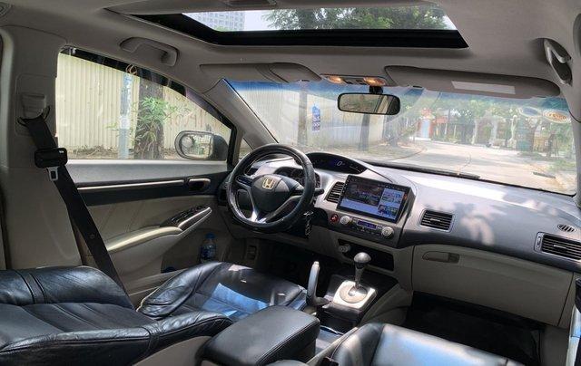 Chính chủ bán Honda Civic 2.0 AT 2008, full option, zin chất đẹp8
