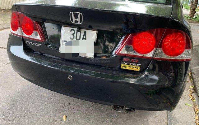 Chính chủ bán Honda Civic 2.0 AT 2008, full option, zin chất đẹp11