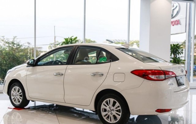 Toyota Vios giá tốt - khuyến mãi khủng - giảm ngay 50% thuế trước bạ4