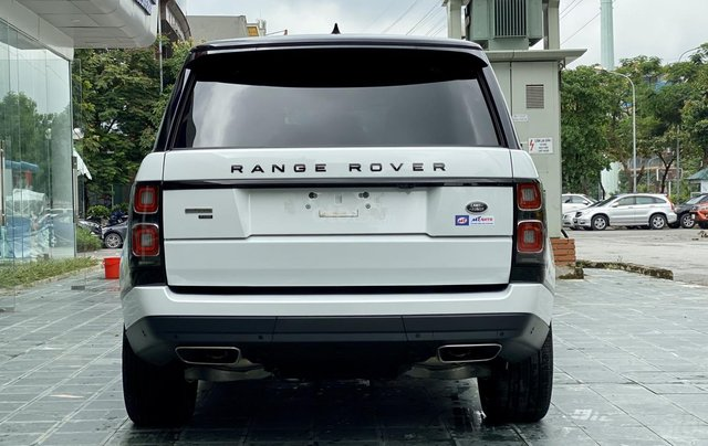 Bán Range Rover Autobiography LWB 3.0 màu trắng Black Edittion, sx 2020, mới 100%, giao ngay4