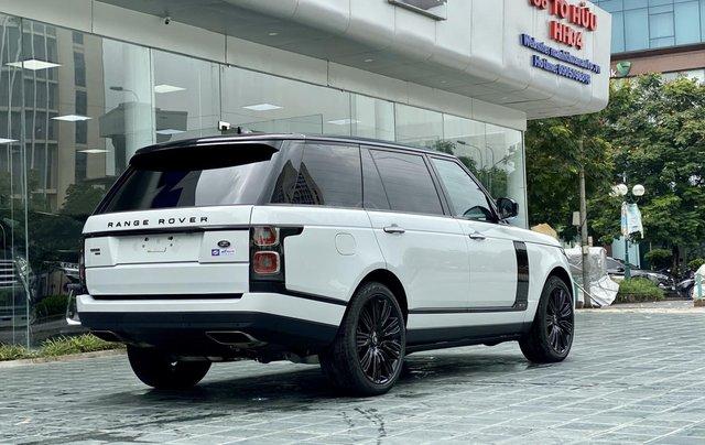 Bán Range Rover Autobiography LWB 3.0 màu trắng Black Edittion, sx 2020, mới 100%, giao ngay3