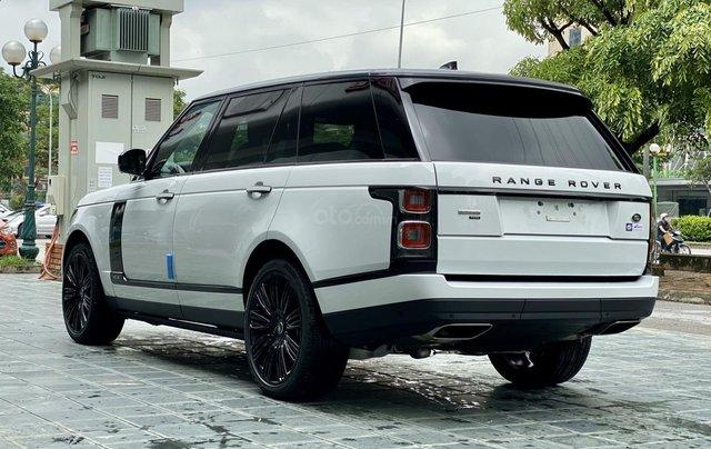 Bán Range Rover Autobiography LWB 3.0 màu trắng Black Edittion, sx 2020, mới 100%, giao ngay6