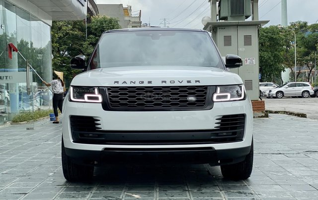 Bán Range Rover Autobiography LWB 3.0 màu trắng Black Edittion, sx 2020, mới 100%, giao ngay5