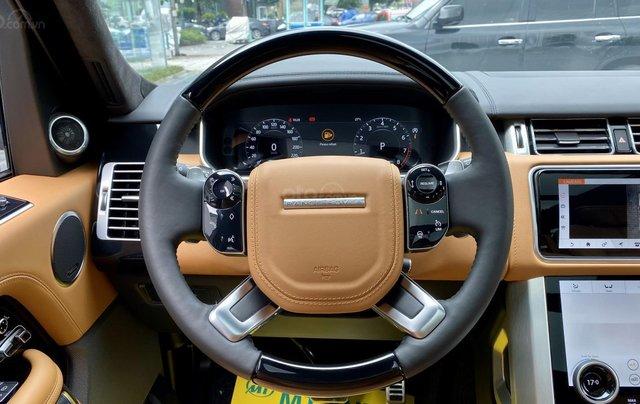 Bán Range Rover Autobiography LWB 3.0 màu trắng Black Edittion, sx 2020, mới 100%, giao ngay12