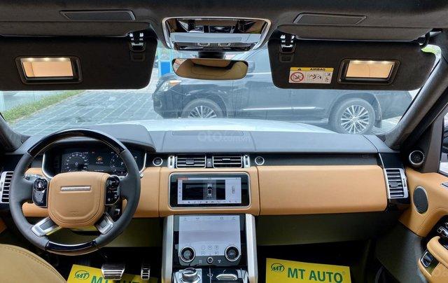 Bán Range Rover Autobiography LWB 3.0 màu trắng Black Edittion, sx 2020, mới 100%, giao ngay13