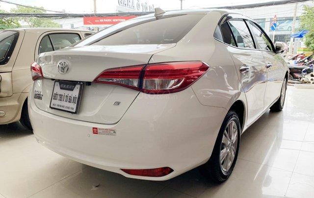 Toyota Vios 1.5G 2019, xe rất đẹp, biển SG, trả góp chỉ từ 185.5 triệu4