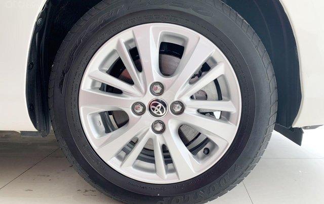 Toyota Vios 1.5G 2019, xe rất đẹp, biển SG, trả góp chỉ từ 185.5 triệu9