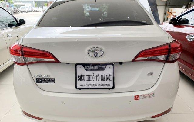 Toyota Vios 1.5G 2019, xe rất đẹp, biển SG, trả góp chỉ từ 185.5 triệu3