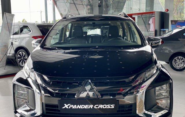 Mitsubishi Xpander Cross quà tặng hấp dẫn, lấy xe ngay, hỗ trợ ngân hàng0