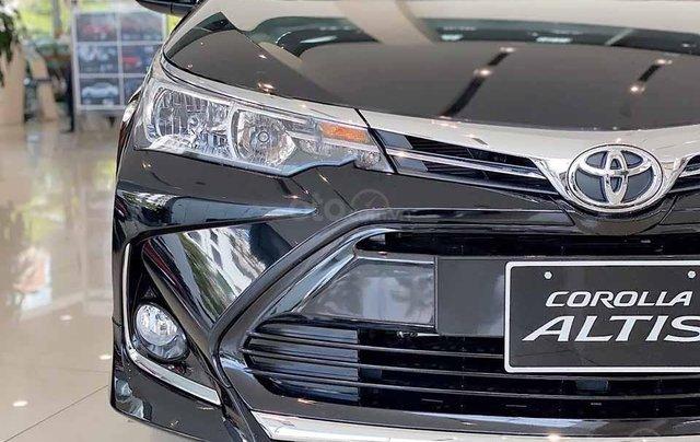 Bán ô tô Toyota Corolla Altis 1.8 E AT năm 2020, màu đen giá cạnh tranh2