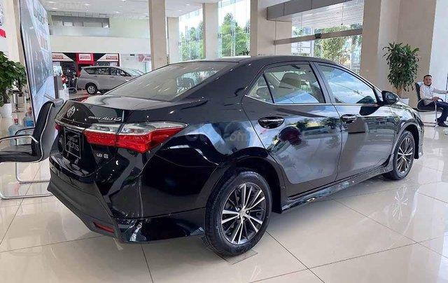 Bán ô tô Toyota Corolla Altis 1.8 E AT năm 2020, màu đen giá cạnh tranh1