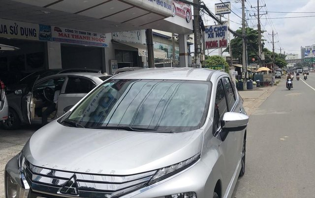 Mitsubishi Xpander sản xuất 2018 1.5AT, nhập Indonesia0