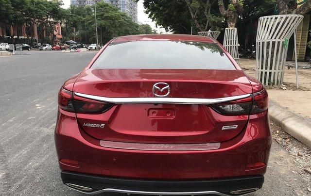 Mazda 6 2.5 Premium 2019 màu đỏ nồng cháy3