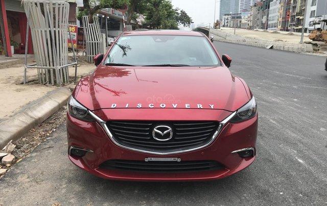 Mazda 6 2.5 Premium 2019 màu đỏ nồng cháy1