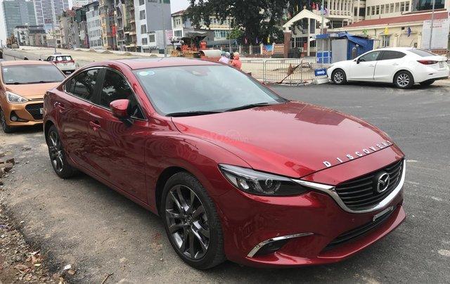 Mazda 6 2.5 Premium 2019 màu đỏ nồng cháy2