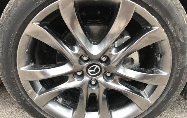 Mazda 6 2.5 Premium 2019 màu đỏ nồng cháy12