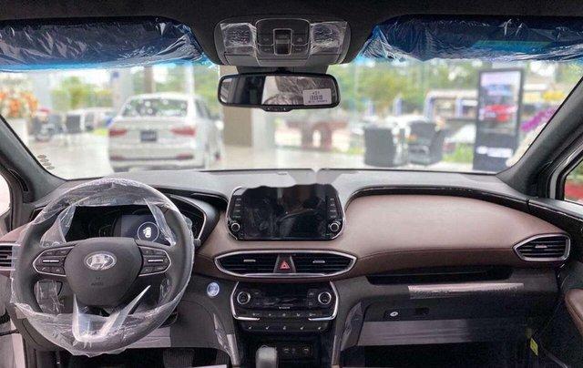 Bán Hyundai Santa Fe đời 2020, màu trắng6