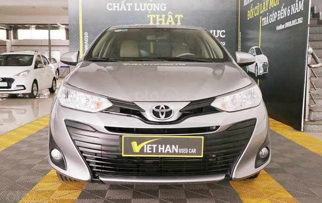 Bán xe Toyota Vios E 1.5MT 20193