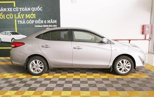Bán xe Toyota Vios E 1.5MT 20194
