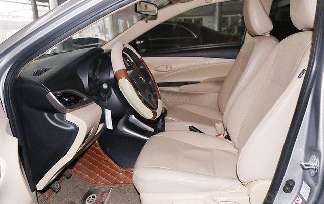 Bán xe Toyota Vios E 1.5MT 20196