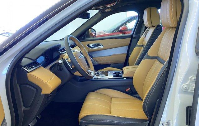 Bán xe Range Rover Velar nhập khẩu chính hãng màu trắng, mới 2020, giá tốt nhất. Xe sẵn, nhiều màu lựa chọn, giao ngay6
