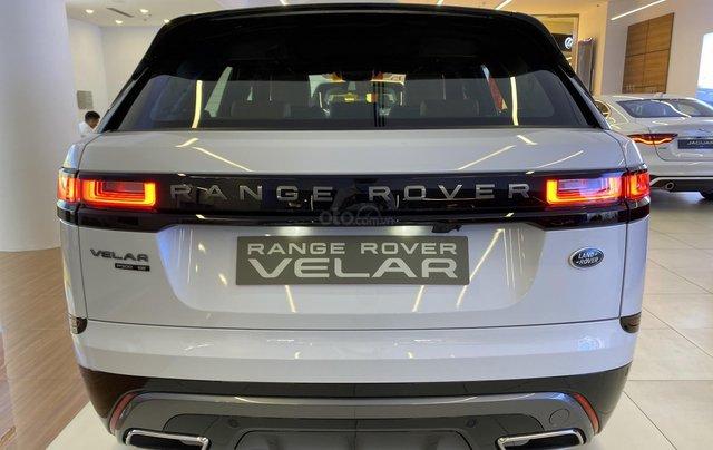 Bán xe Range Rover Velar nhập khẩu chính hãng màu trắng, mới 2020, giá tốt nhất. Xe sẵn, nhiều màu lựa chọn, giao ngay4