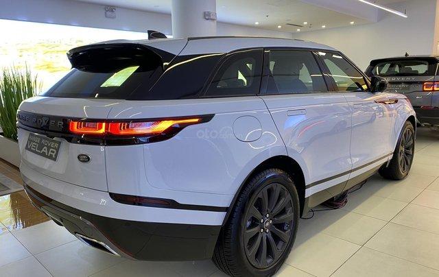 Bán xe Range Rover Velar nhập khẩu chính hãng màu trắng, mới 2020, giá tốt nhất. Xe sẵn, nhiều màu lựa chọn, giao ngay3