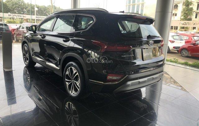 Bán Hyundai Santafe 2020 New - Giảm ngay thuế trước bạ 50%, tặng tiền mặt cùng phụ kiện chính hãng0