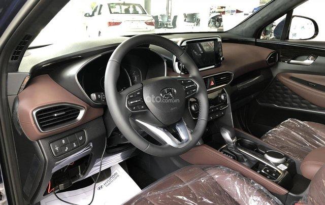 Bán Hyundai Santafe 2020 New - Giảm ngay thuế trước bạ 50%, tặng tiền mặt cùng phụ kiện chính hãng5