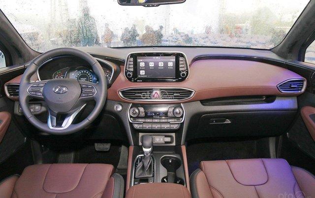 Bán Hyundai Santafe 2020 New - Giảm ngay thuế trước bạ 50%, tặng tiền mặt cùng phụ kiện chính hãng6