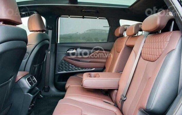 Bán Hyundai Santafe 2020 New - Giảm ngay thuế trước bạ 50%, tặng tiền mặt cùng phụ kiện chính hãng8