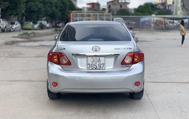 Toyota Altis 1.8AT đời 2010 màu bạc xuất sắc, giá êm1