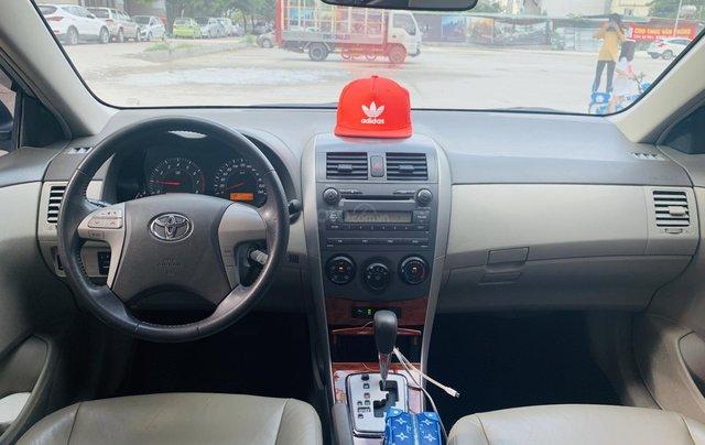 Toyota Altis 1.8AT đời 2010 màu bạc xuất sắc, giá êm5