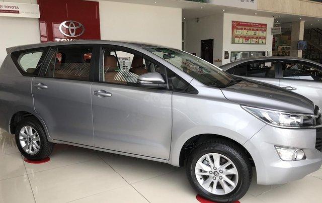 Toyota Innova 2020 - Quà tặng cực hot trong tháng 8/2020. Hỗ trợ 100% phí trước bạ, trả trước nhận xe chỉ từ 190 triệu đồng2