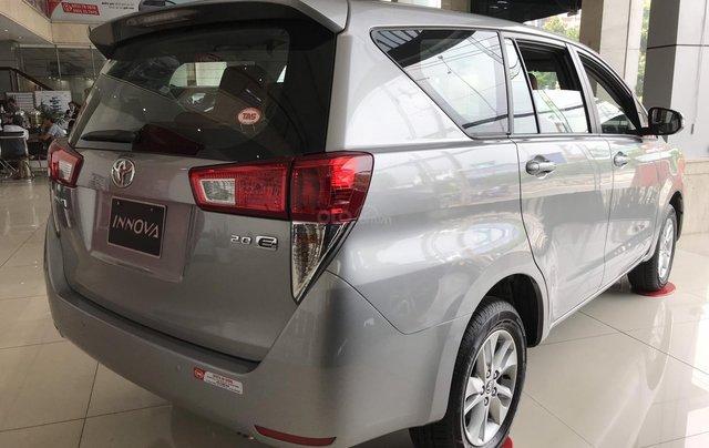 Toyota Innova 2020 - Quà tặng cực hot trong tháng 8/2020. Hỗ trợ 100% phí trước bạ, trả trước nhận xe chỉ từ 190 triệu đồng3