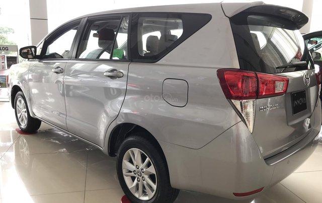Toyota Innova 2020 - Quà tặng cực hot trong tháng 8/2020. Hỗ trợ 100% phí trước bạ, trả trước nhận xe chỉ từ 190 triệu đồng4