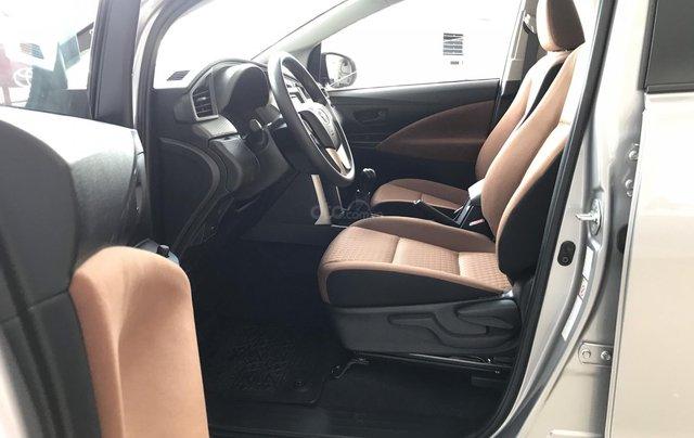 Toyota Innova 2020 - Quà tặng cực hot trong tháng 8/2020. Hỗ trợ 100% phí trước bạ, trả trước nhận xe chỉ từ 190 triệu đồng5