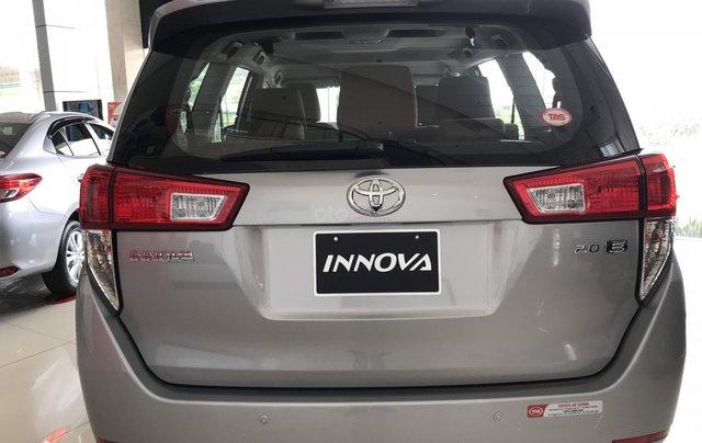 Toyota Innova 2020 - Quà tặng cực hot trong tháng 8/2020. Hỗ trợ 100% phí trước bạ, trả trước nhận xe chỉ từ 190 triệu đồng11