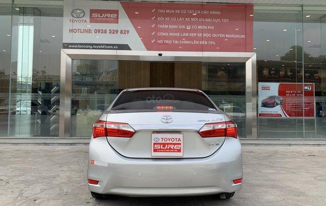 Cần bán xe Toyota Corolla Altis 1.8G CVT 2015 màu bạc đi 69.000km, BS. TpHCM - Xe chất giá tốt chính hãng4